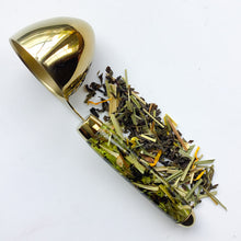 Load image into Gallery viewer, Coffee Scoop - 2 TBS Gold Titanium - Jasmine & Citrus tea