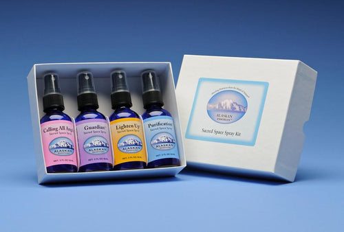 Alaskan Essences - Sacred Space Sprays Gift Box - 2oz