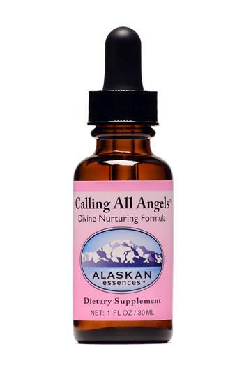 Alaskan Essences - Calling All Angels Drops 1 oz.