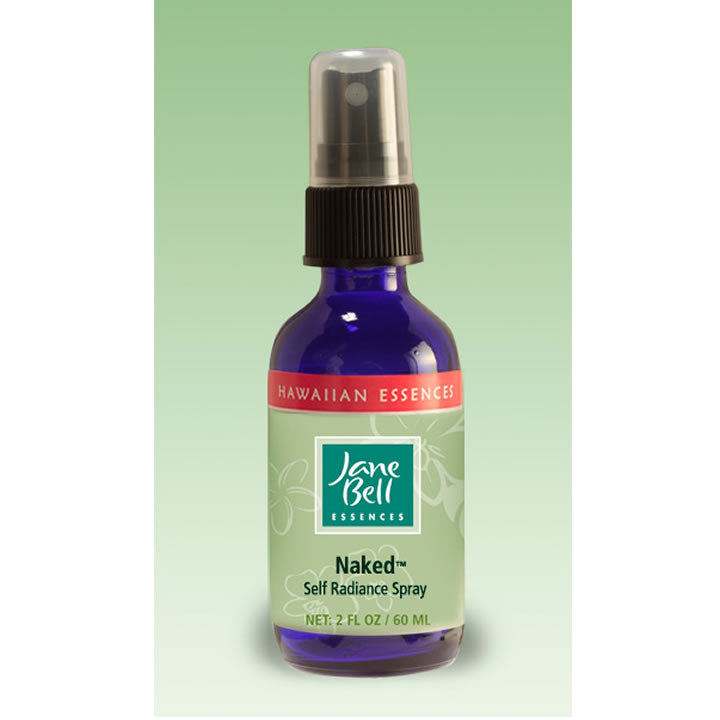 Jane Bell Essences - Naked (Self Radiance) 2oz Spray