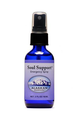 Alaskan Essences - Soul Support Emergency Spray 2oz
