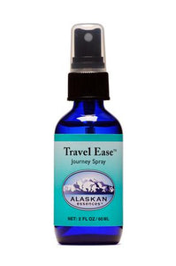 Alaskan Essences - Travel Ease Journey Spray 2oz