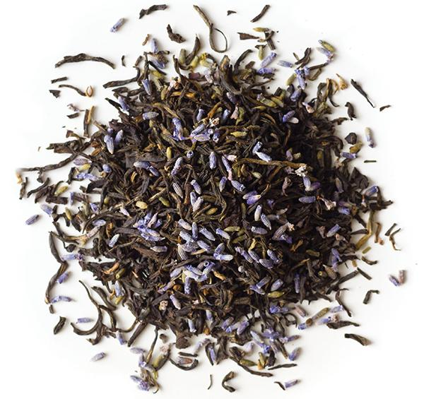 Tea - Earl Grey Lavender Loose Tea by INI Sips - 1 oz.