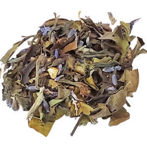 Tea - Sage Lavender White Loose Tea by INI Sips - 1 oz.