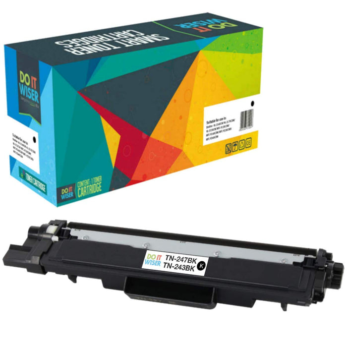 Brother TN247 Toner Negro de Alta Capacidad