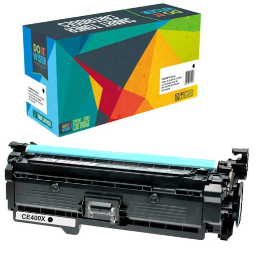 HP Laserjet Enterprise 500 Color M551dn Toner Negro de Alta Capacidad