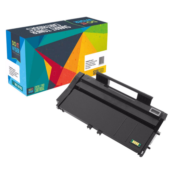 Compatible Ricoh Aficio SP100 Cartucho de Toner Negro por Do it Wiser