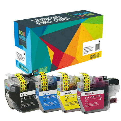 Brother lc3219xl Tinta Set de Alta Capacidad