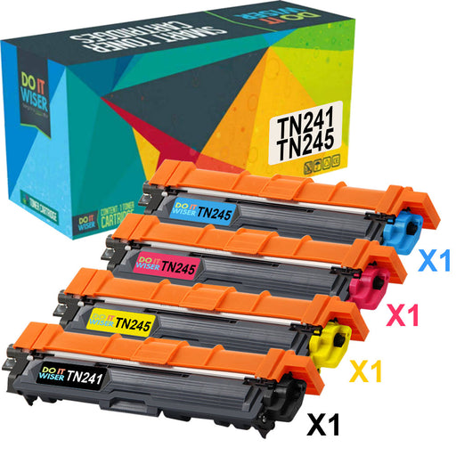 Brother TN241 Toner Set