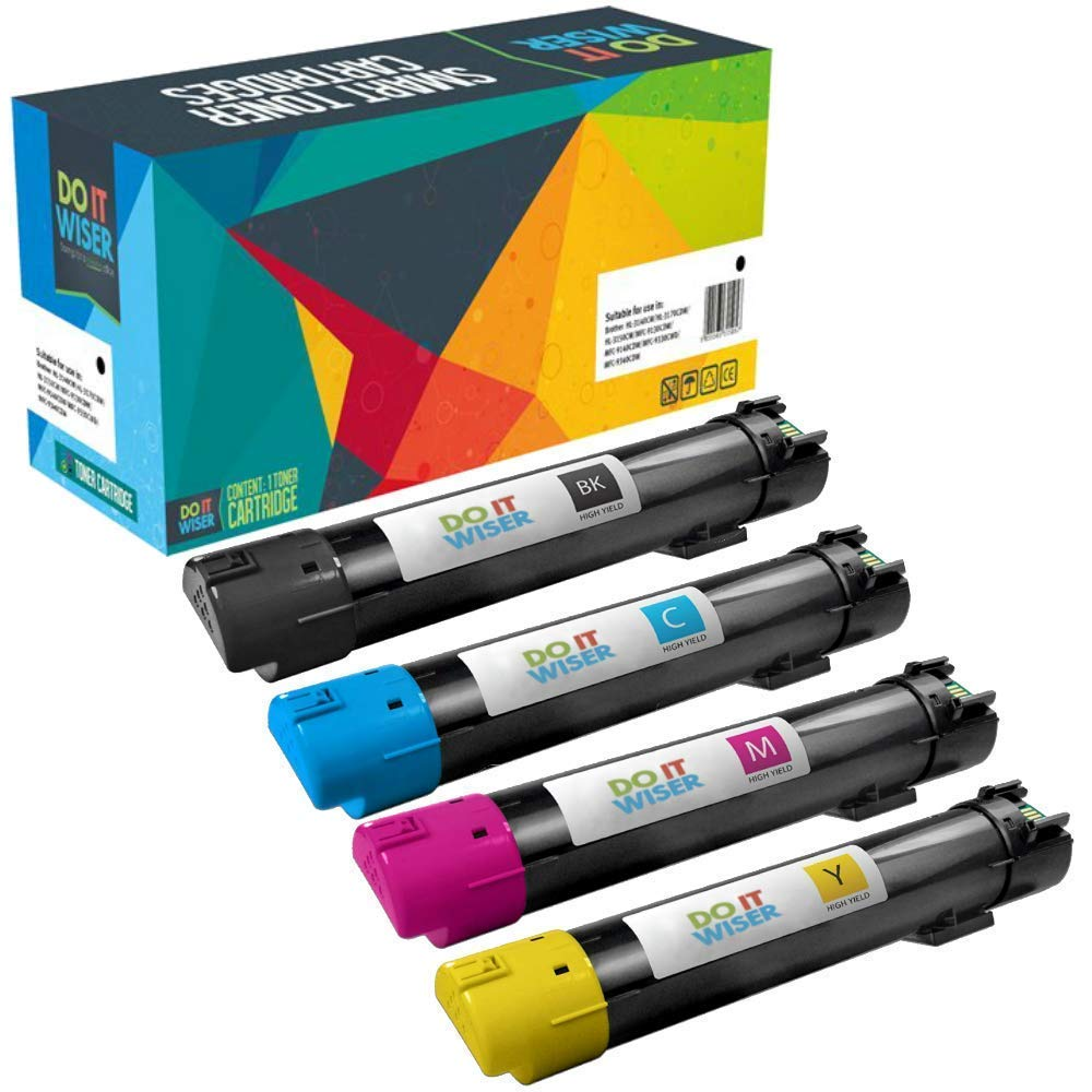 Dell 5130cn Toner Set de Alta Capacidad