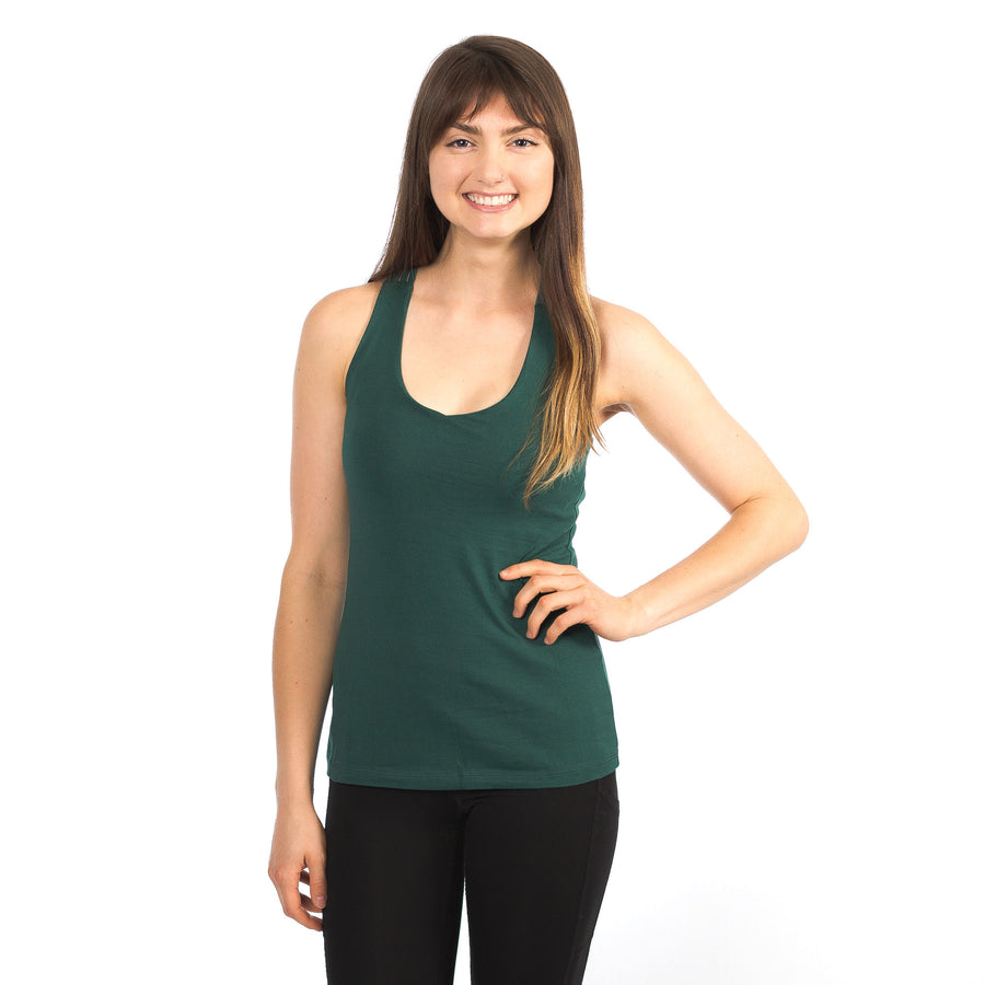 Lattice Yoga Tank Top