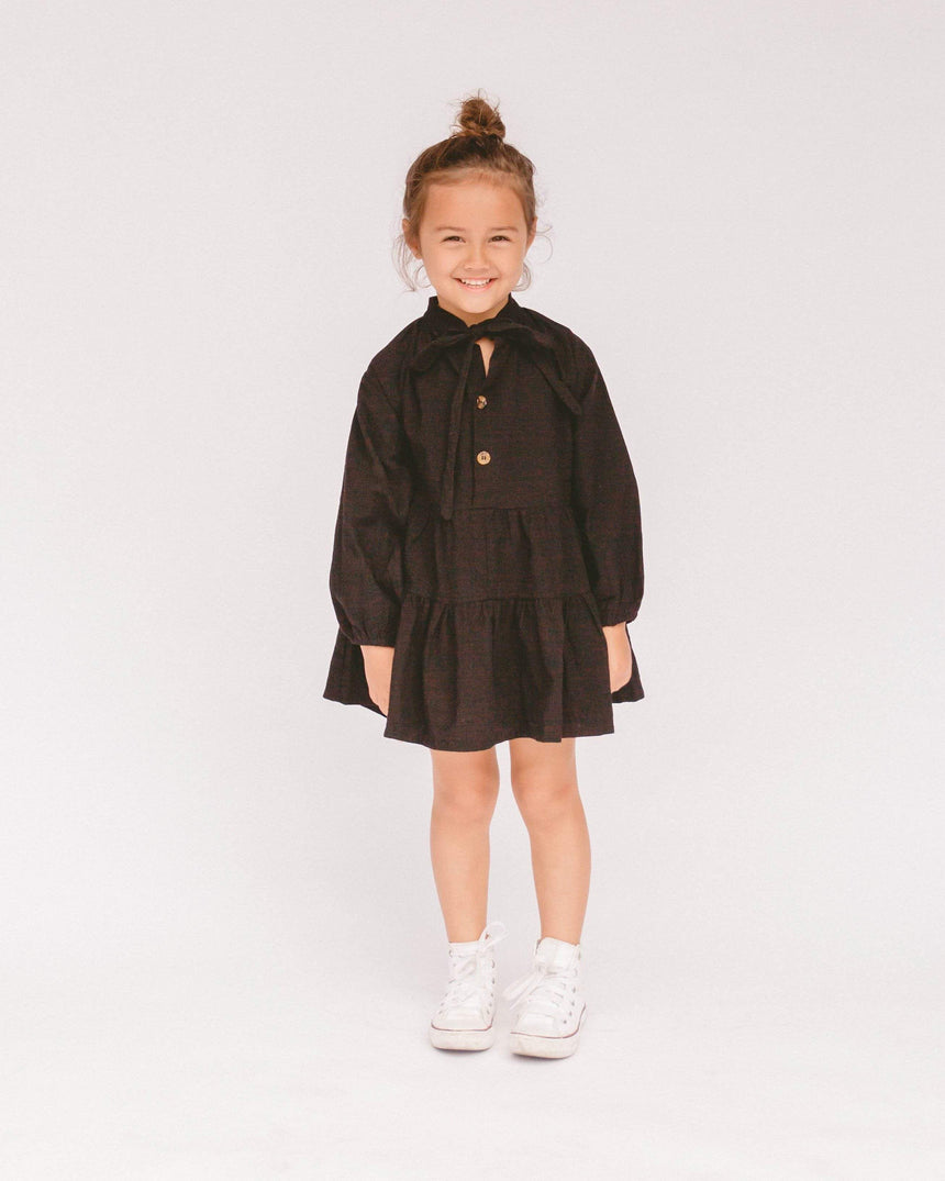 Mini Avalon Smock Dress // Jett