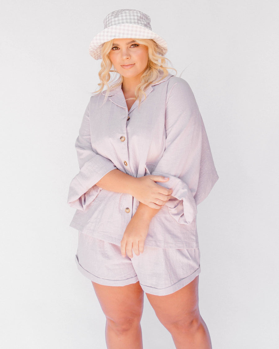 Women's Lounge Set // Lilac - The Lullaby Club
