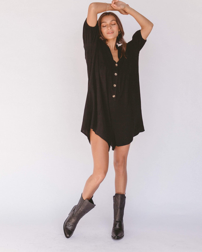 Cody Playsuit // Jett - The Lullaby Club