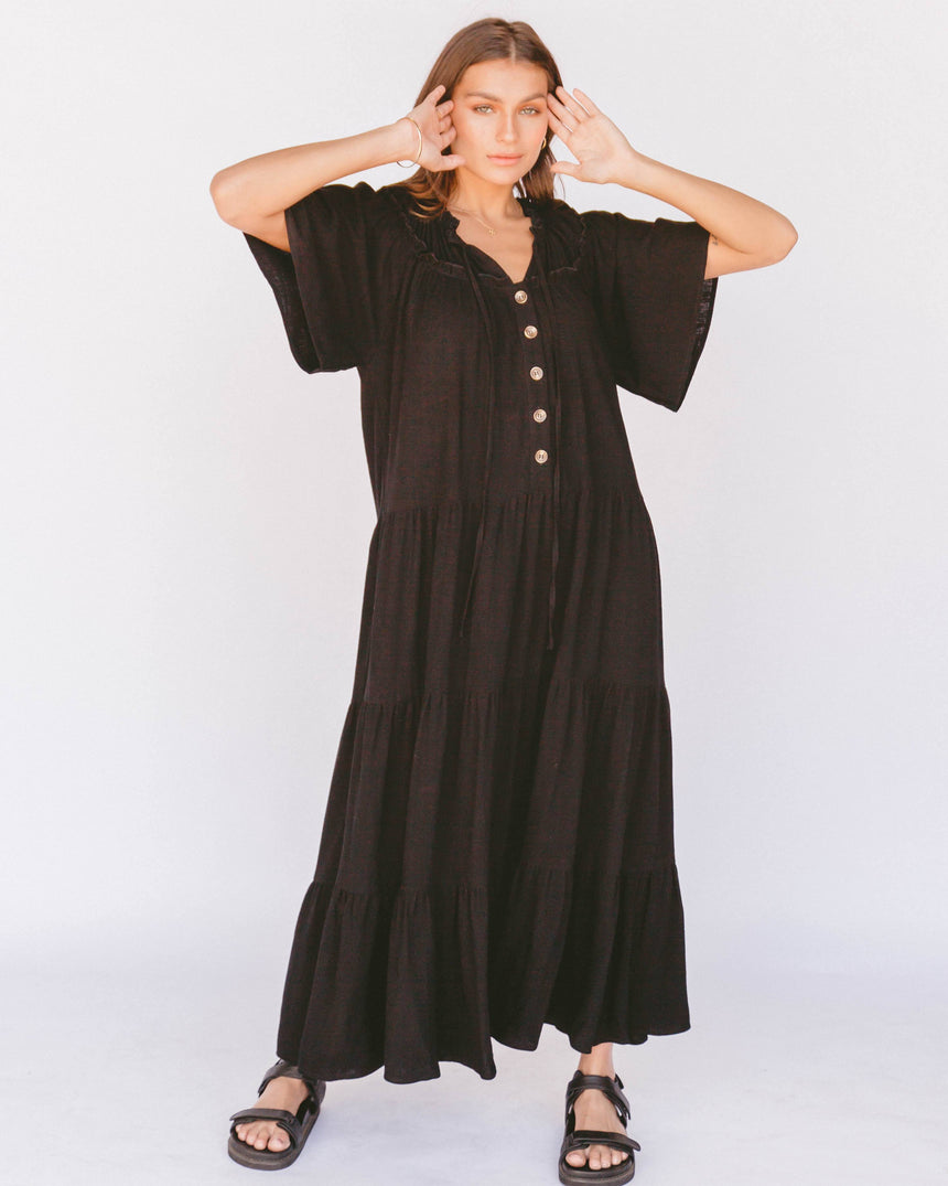 Nikita Maxi Dress // Jett