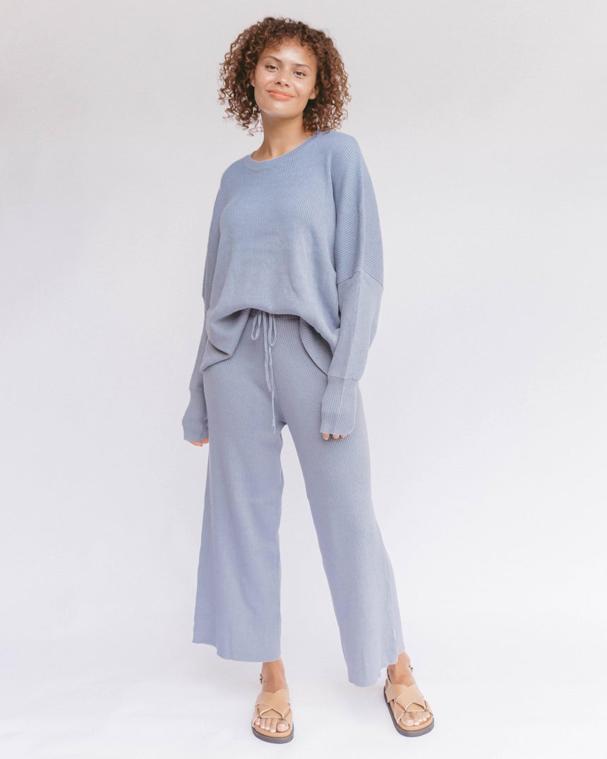 Alex Knit Pants // Jett Pants The Lullaby Club