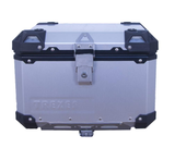 Aluminum 40 Liter Top Case plus Rack