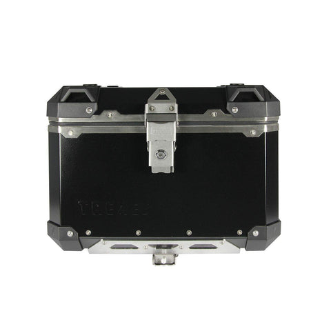 Aluminum 40 Lt Top Case Black