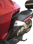 Honda NC700D Integra Wind Deflector for Legs Pair 2012 2013