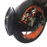 KTM Duke Splash Guard Mudguard Fender 2011 2018