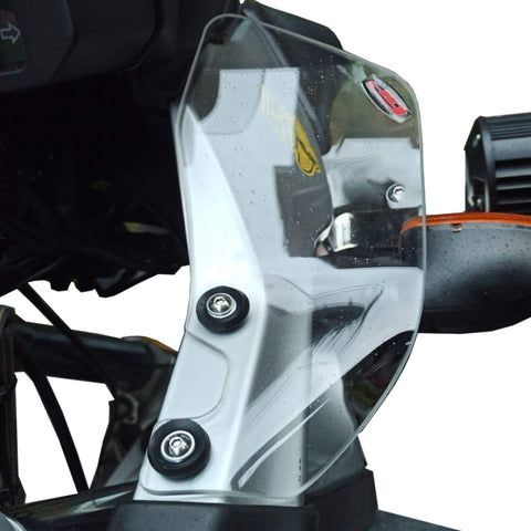 BMW R1150GS ADV compatible Wind Lateral Side Deflector Pair 2000 2006