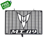 Details about  Motorcycle Radiator Guard Grill Cover Protector For Yamaha MT-09 Tracer 15-17