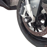 BMW S1000XR 2015 2017 Axle Guard Front and Rear as a pair