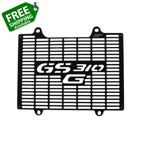 BMW G 310 GS compatible Radiator Guard 2017 2020