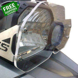 BMW F650 650 TWIN F700 700 GS F 800 GS F800 GS ADVENTURE HEAD LIGHT GUARD