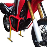 HONDA CRF250 Rally  CRASH BAR ENGINE GUARD FRAME PROTECTOR + SKID PLATE