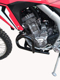 HONDA CRF250L CRASH BAR ENGINE GUARD FRAME PROTECTOR + SKID PLATE 2012 2020