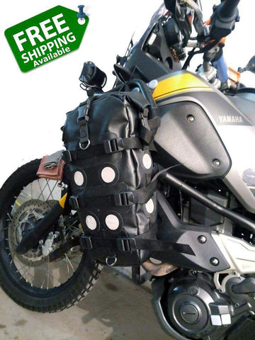 Dry Soft Bag Waterproof Luggage Panniers for Yamaha XT660 Tenere