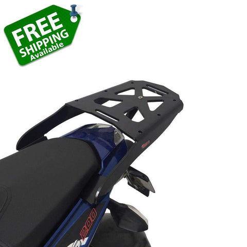 Bajaj Pulsar NS 200 Rear Rack Topcase Carrier 2011 2020