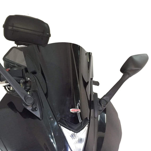 Yamaha YZF R3 R25 Windshield Windscreen Wind Deflector 2015 2018