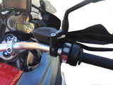 BMW F800GS R1200GS Mirror Relocation Extension Adapter