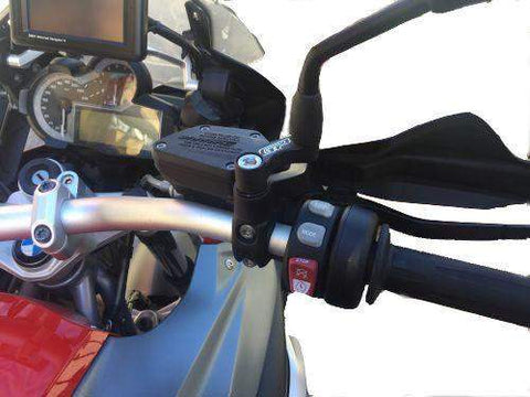 BMW G310GS Mirror Relocation Extension Adapter 2017 2020