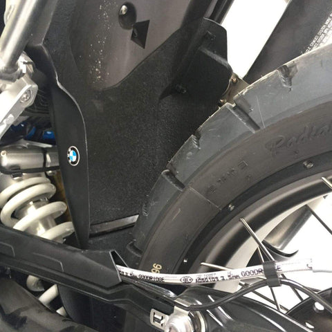 BMW R1200GS Mudguard Splash Guard Rain Flaps Fender  2013-2018