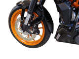 KTM Duke 125 200 390 Front Fender Extension compatible with all models