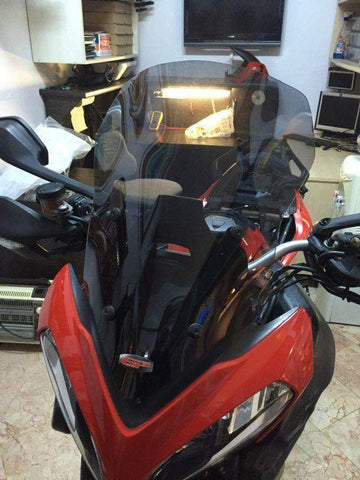 Ducati Multistrada 1200 Windshield 2013 2014