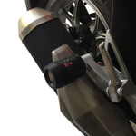 Honda NC750X Slider Crash bar for Exhaust