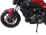 Yamaha MT-07 MT 700 Front Fender Extension Mud Guard 2014-2017