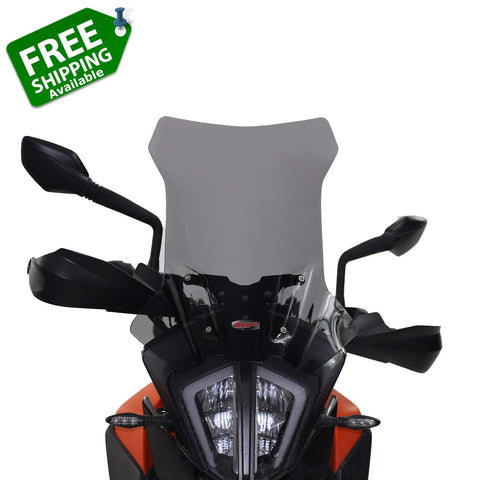 KTM 390 Adventure Windshield 49 cm 2020