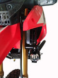 Honda CRF250L CRF250 Rally Bracket Spotlight Mount Bar for Fog Light
