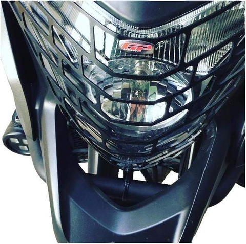 Honda VFR1200X Headlight  Guard 2012 2015