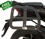 Bajaj Dominar 400 Side Case Rack Panniers 2017 2020