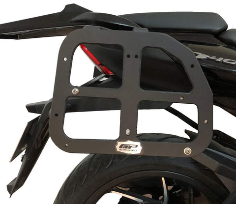 Bajaj Pulsar Side Case Pannier Rack 2011 2020