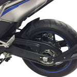 Honda NC700D Integra Rear Fender & Chain Guard 2012 2013