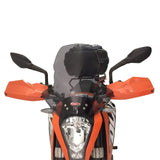 KTM 125 200 390 Duke Touring Windshield Windscreen Deflector 2011-16