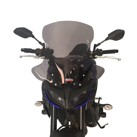 Yamaha FZ09 MT09 Windshield Windscreen Deflector 48cm  2013 2016