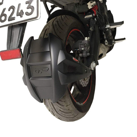 Kawasaki Versys 650 Rear Fender Double Sided Splash Guard Mud Flap